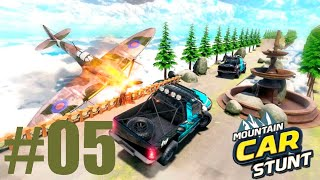 GAMEPLAY MONSTER TRUCK STUNTS CAR MONSTER TRUCK EM AÇÃO O PULO MAIS ALTO LEVEL 33 #05