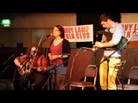 Davy Lamp Folk Club - 3rd Nov. 2012 - Alistair Taylor, Amy Leach and Ewan Duncan