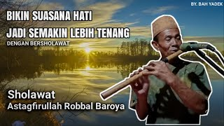 Download lagu Astagfirullah Robbal Baroya - Taubat Nasuha (By. Mbah Yadek)