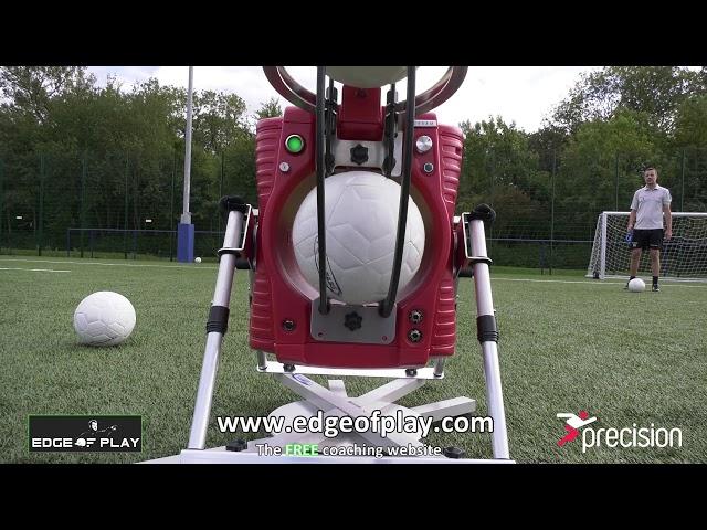 Soccer Powapass Passing & Shooting Machine