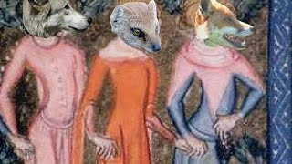 j ai vu le loup le renard et la belette chant par anna avec paroles