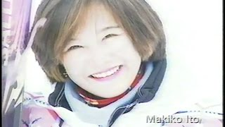 Repeat youtube video ski now 96 #4 ski file 214 伊藤真紀子 Canada Banff