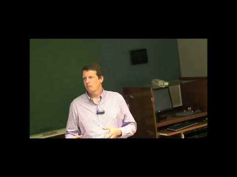 "Jason Dyett - ""Harvard Office and the Exchange Program"" - IV Curso Pesquisando em Boston"