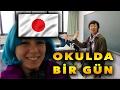 JAPONYA'DA ÜNİVERSİTEDE BİR GÜN || JAPONYA'DA OKUYORUM