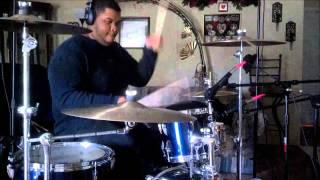 The Gap Band - Outstanding (Drum Cover)