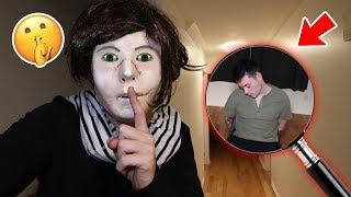 HOMICIDAL LIU TOOK MY CAMERA AND RECORDED ME!! (CRAZY)