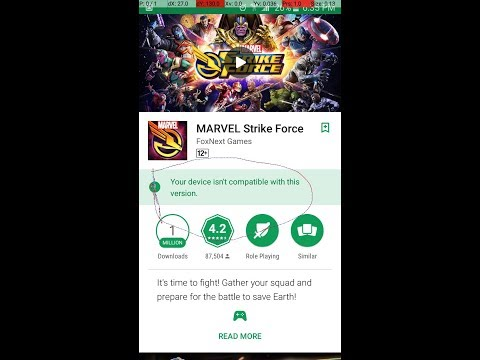 🔥🔥How To Download Marvel Strike Force On Android Mobile