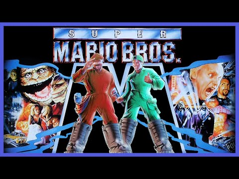 Super Mario Bros 1993 - MOVIE TRAILER