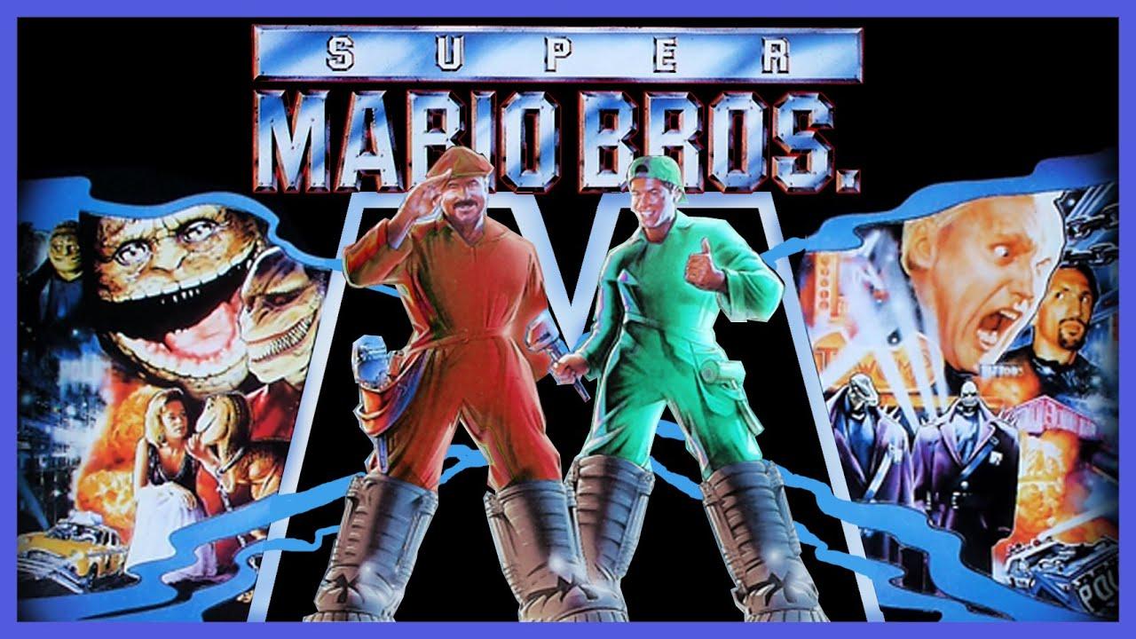 Download Super Mario Bros 1993 - MOVIE TRAILER