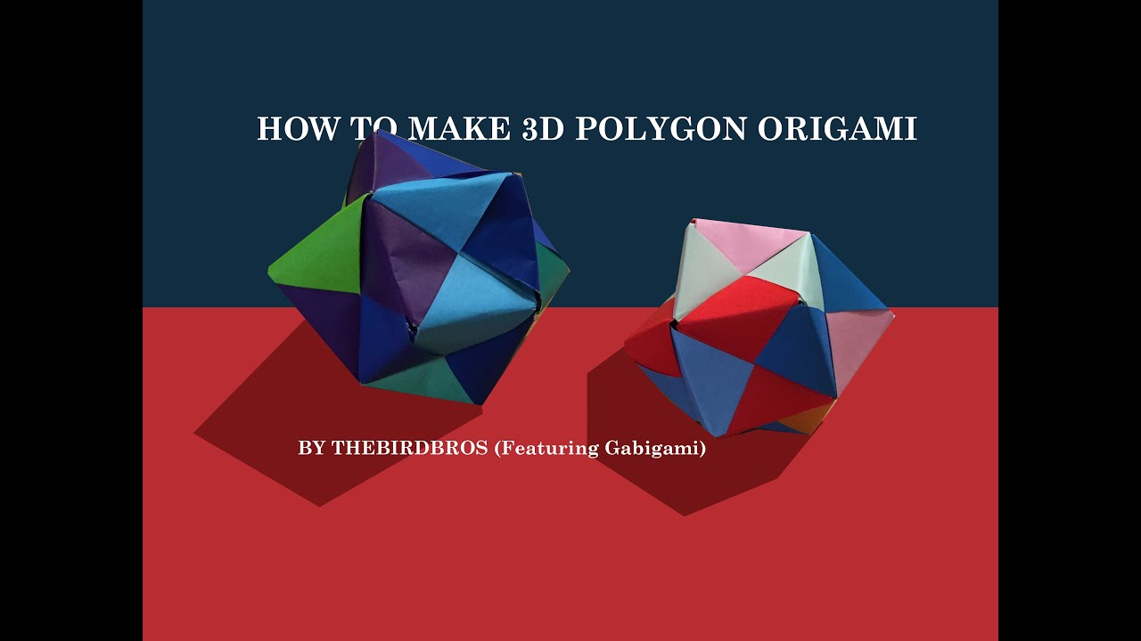 How to make a polyhedron 94