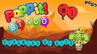 Pogo Games ~ Poppit! Bingo #1