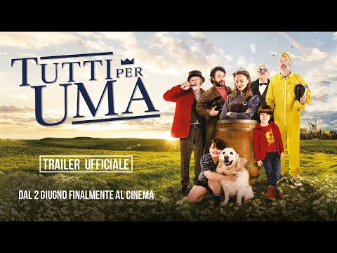 Tutti Per Uma (2021) - Trailer Ufficiale