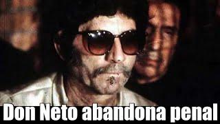Don Neto abandona penal de Puente Grande