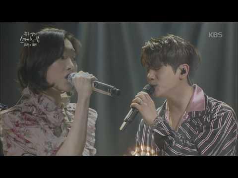 유희열의 스케치북 Yu Huiyeol's Sketchbook - 종현 - Lonely(Feat. 태연). 20170513
