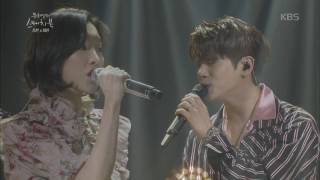 Cover images 유희열의 스케치북 Yu Huiyeol's Sketchbook - 종현 - Lonely(Feat. 태연). 20170513