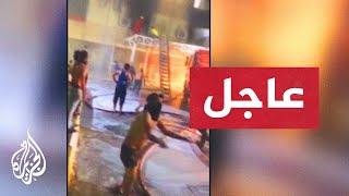 مقتل 20 شخصا على الأقل جراء انفجار أنابيب أوكسجين بمستشفى في بغداد