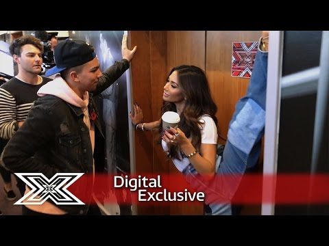 The X Factor does the Mannequin Challenge! | The X Factor UK 2016