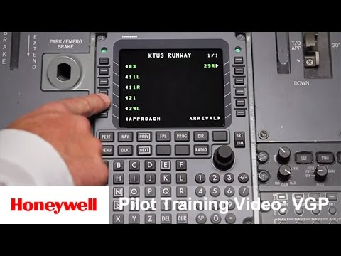 Pilot Training Video: VGP | Training | Honeywell