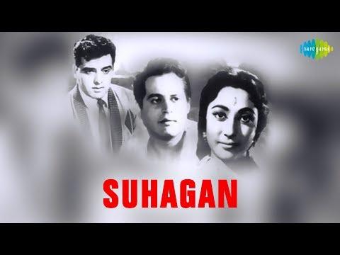 Suhagan - Hindi (1964)   Full Hindi Movie   Guru, Mala, Feroz, Nazir, Leela, J. Om Prakash, David