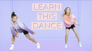 30-Minute Hip Hop Dance Class | LEARN A DANCE WITH ME! | Lucie Fink