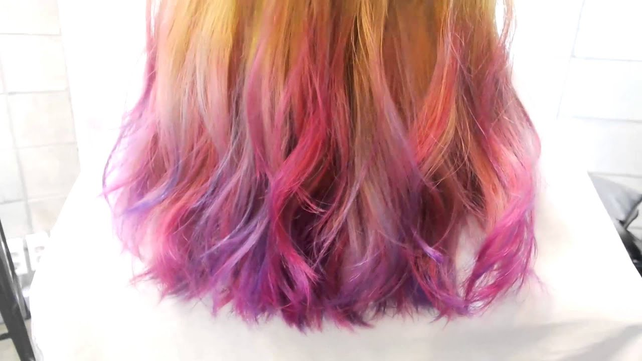Ombre Design Amp Gradation Two Tone
