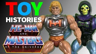 History Of Masters Of The Universe Toys: Vintage Mattel Motu He-man Action Figure Review