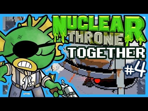 TITANK (Nuclear Throne Together Mod 9877) [#4] - Kakujo
