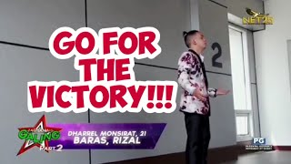 DHARREL MONSIRAT BARAS RIZAL | NET25 | TAGISAN NG GALING PART2 | mamang PSD #LikeShareSubscribe