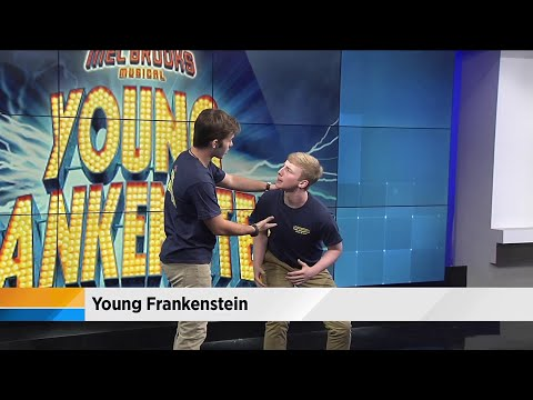 Summer Musical Theatre Experience at FSCJ playing Young Frankenstein