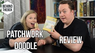Patchwork Doodle Review - Behind the Box