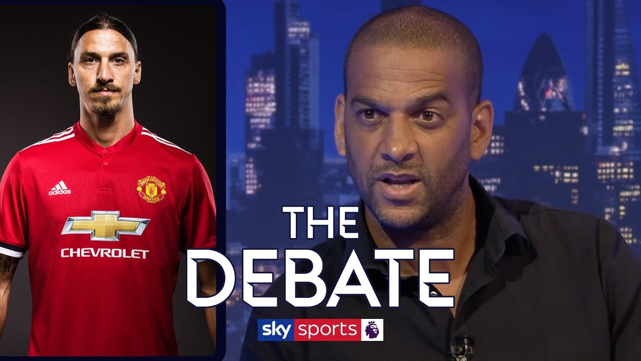 hot sale online edb29 a94c0 Would re-signing Zlatan Ibrahimovic be a good move for Manchester United? |  The Debate