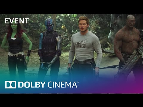 Guardians of the Galaxy Vol. 2 At The Dolby Theatre | Event | Dolby Cinema | Dolby