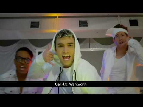 "J.G. Wentworth ""Shot at the Spot"" Boyband :30"