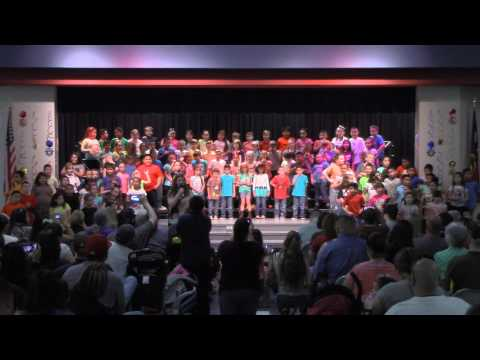 Castleberry Elementary School 2nd Grade Program