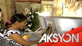 Bangkay ng dalagitang pinaslang sa Cebu, hindi ipalilibing nang walang nahuhuling salarin