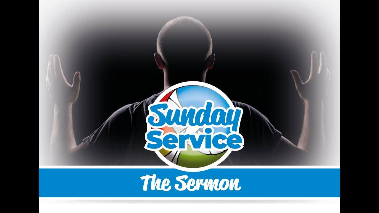 Sunday Sermon - Moses