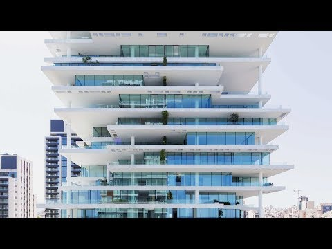 Building Beirut Terraces: A Multi-layered Skyscraper | The B