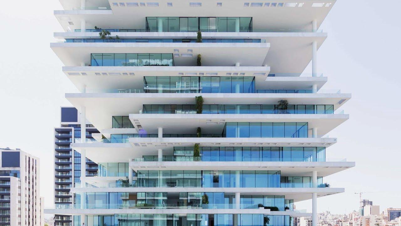 Building Beirut Terraces A Multi Layered Skyscraper The