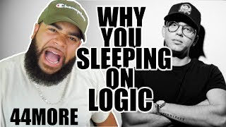 Download {{ REACTION }} Logic - 44 More (Official Audio) - I Just