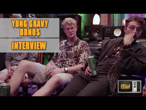 Yung Gravy & bbno$ Interview | The Kick Back | Dash Radio