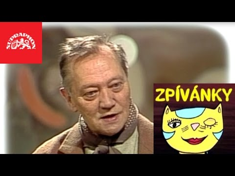 Zpívánky - Na Vánoce dlouhý noce (Rudolf Hrušínský, Rudolf Hrušínský ml., Rudolf Hrušínský nejml.)