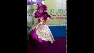 Video Fashion Show Anak (Nabila Raihanafisa Trinurwantyas)