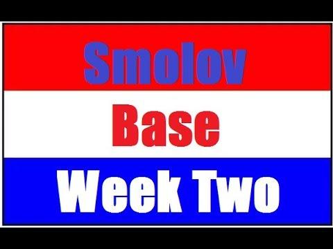Smolov Base Mesocycle Week Two