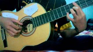 Em làm gì tối nay - Khắc Việt - Guitar Fingerstyle Cover