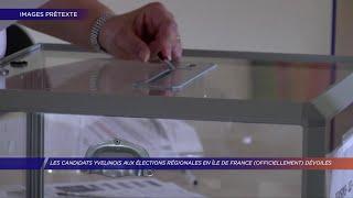 Yvelines | Les candidats yvelinois aux élections régionales en Île-de-France dévoilés
