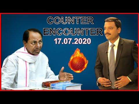 #Live: Counter Encounter TeenmarMallanna II KCR II #QGroupMedia