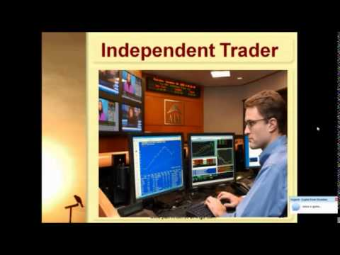 Free Stock Market Training By Yogeshwar Vashishtha