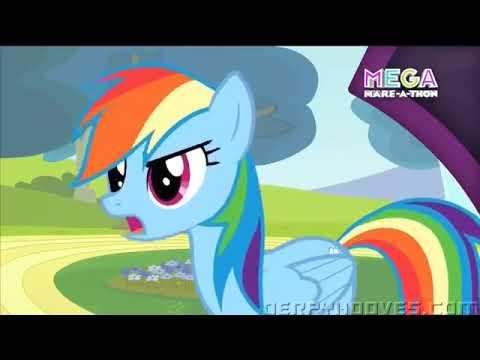 My Little Pony Fan Question #14 - Rainbow Dash's Worst Present