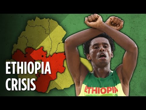 Ethiopia Is On The Brink Of Collapse. Here