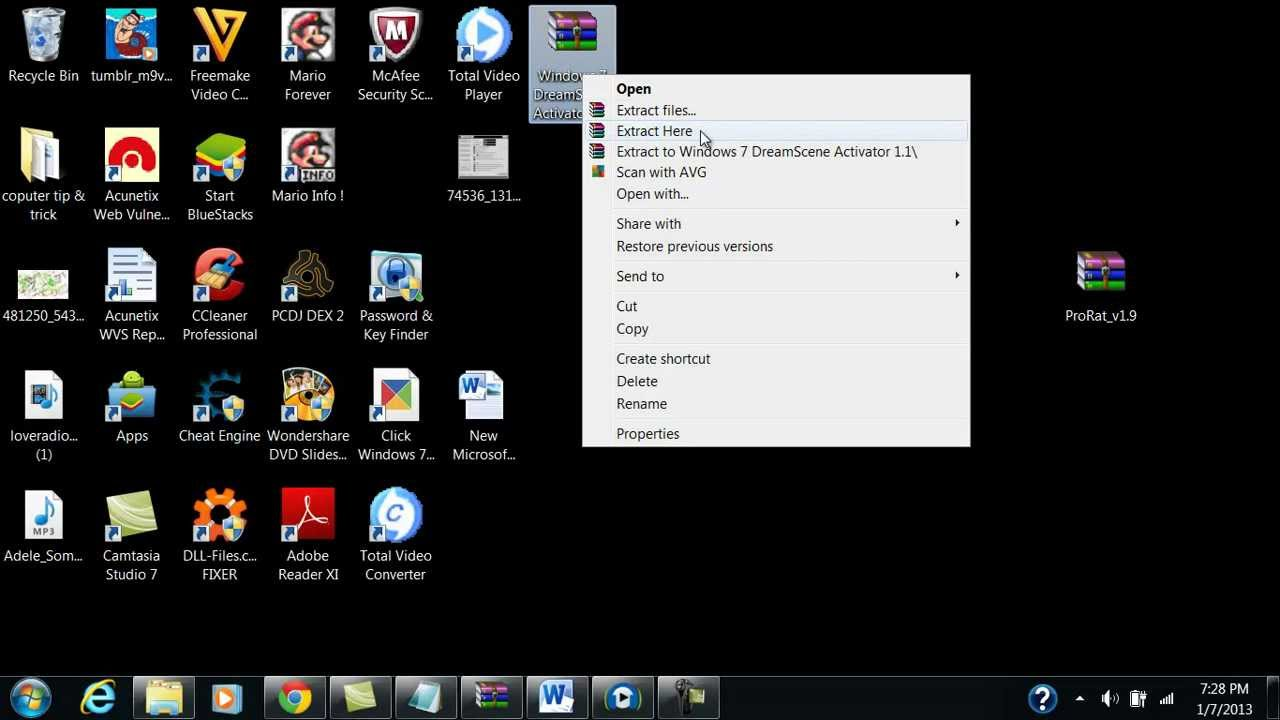 Engine Dll  Для Windows 7